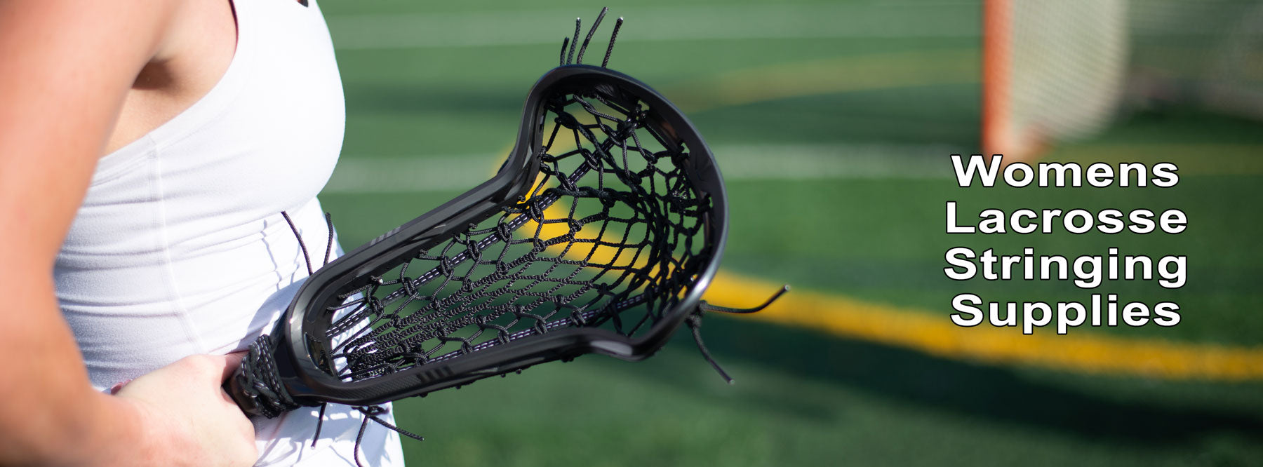Womens Lacrosse Stringing Supplies from Lacrosse Fanatic