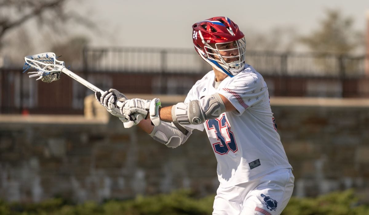 Mens lacrosse equipment for advanced players