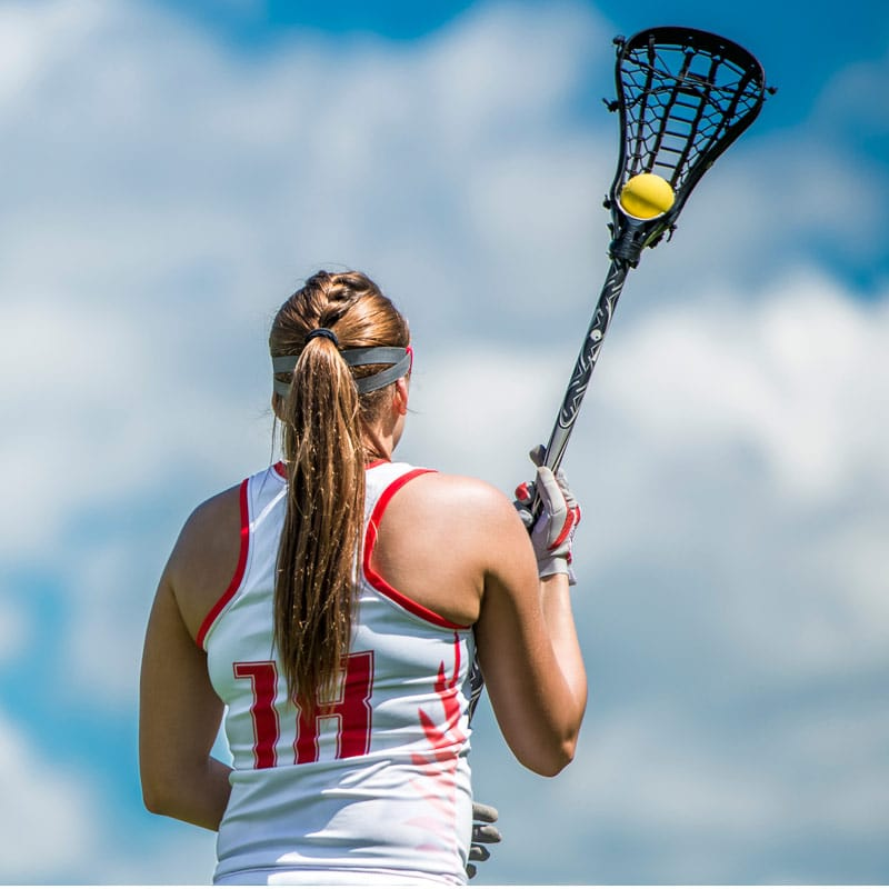 Womens lacrosse equipment for advanced players