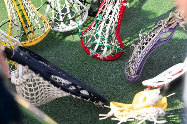 womens lacrosse stringing supplies