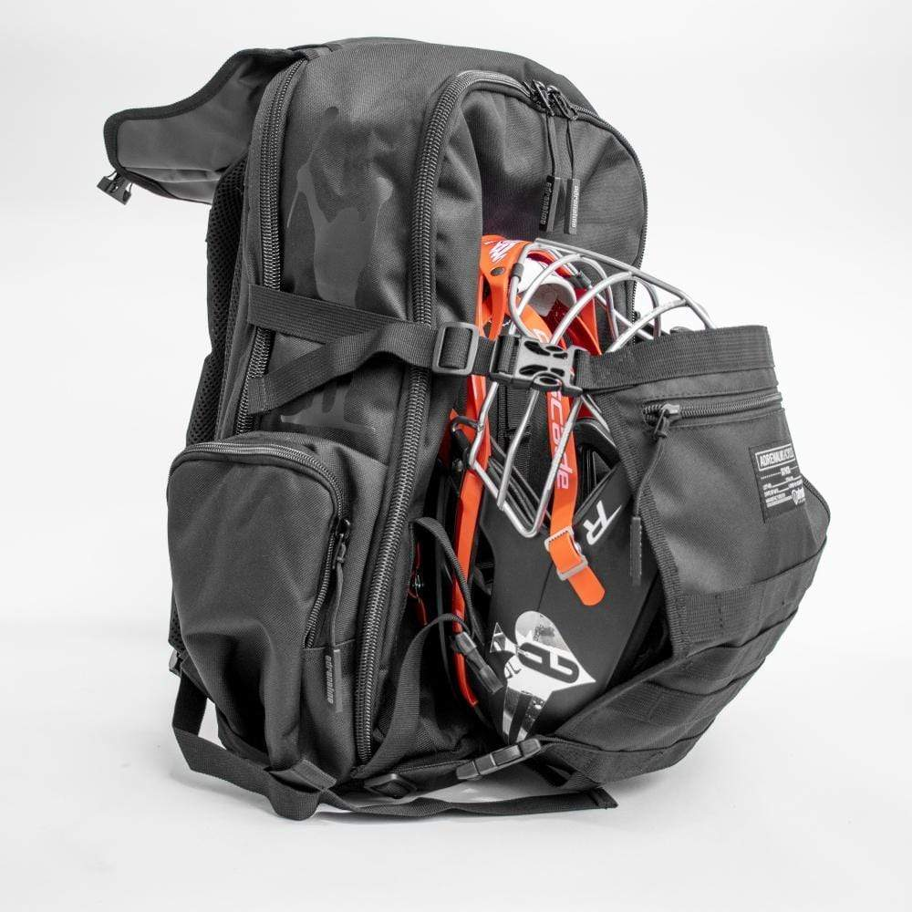 Adrenaline Tac-Pac Lacrosse Backpack