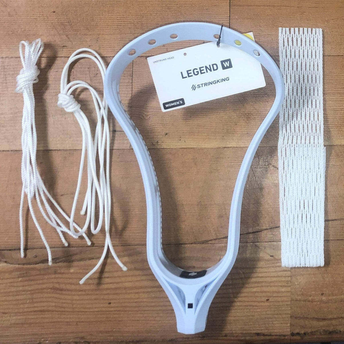 Womens DIY Stringing Kit with StringKing Legend W Head