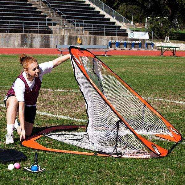 Champion 6' Lacrosse Pop-Up Goal