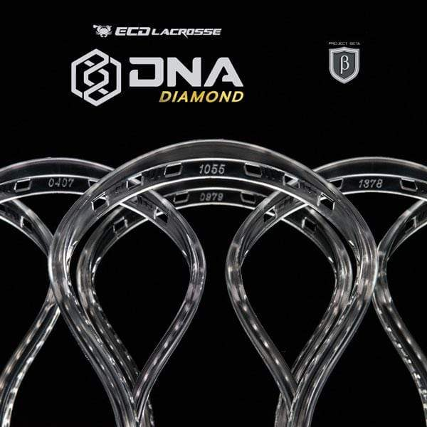 East Coast Dyes heads ECD Project Beta DNA Diamond Limited Edition Mens Lacrosse Head from Lacrosse Fanatic