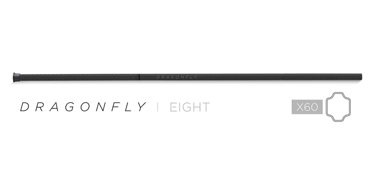 "Epoch Dragonfly 8 X-60 Men's 60"" Defense Lacrosse Shaft"