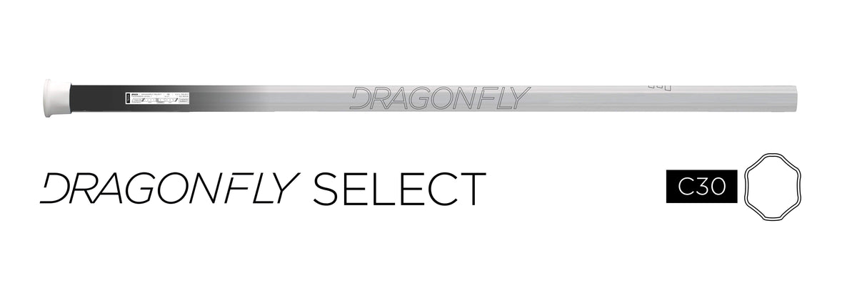 "Epoch Dragonfly Select 30"" Attack/Midfield Lacrosse Shaft"