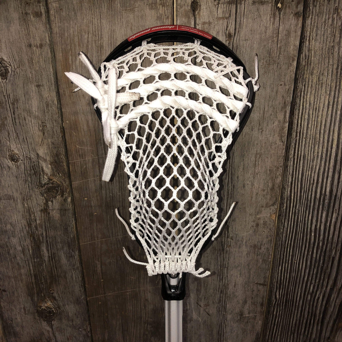 Custom Complete Lacrosse Stick STX Shift Sc-Ti with a Custom Strung STX Stallion 700 Head