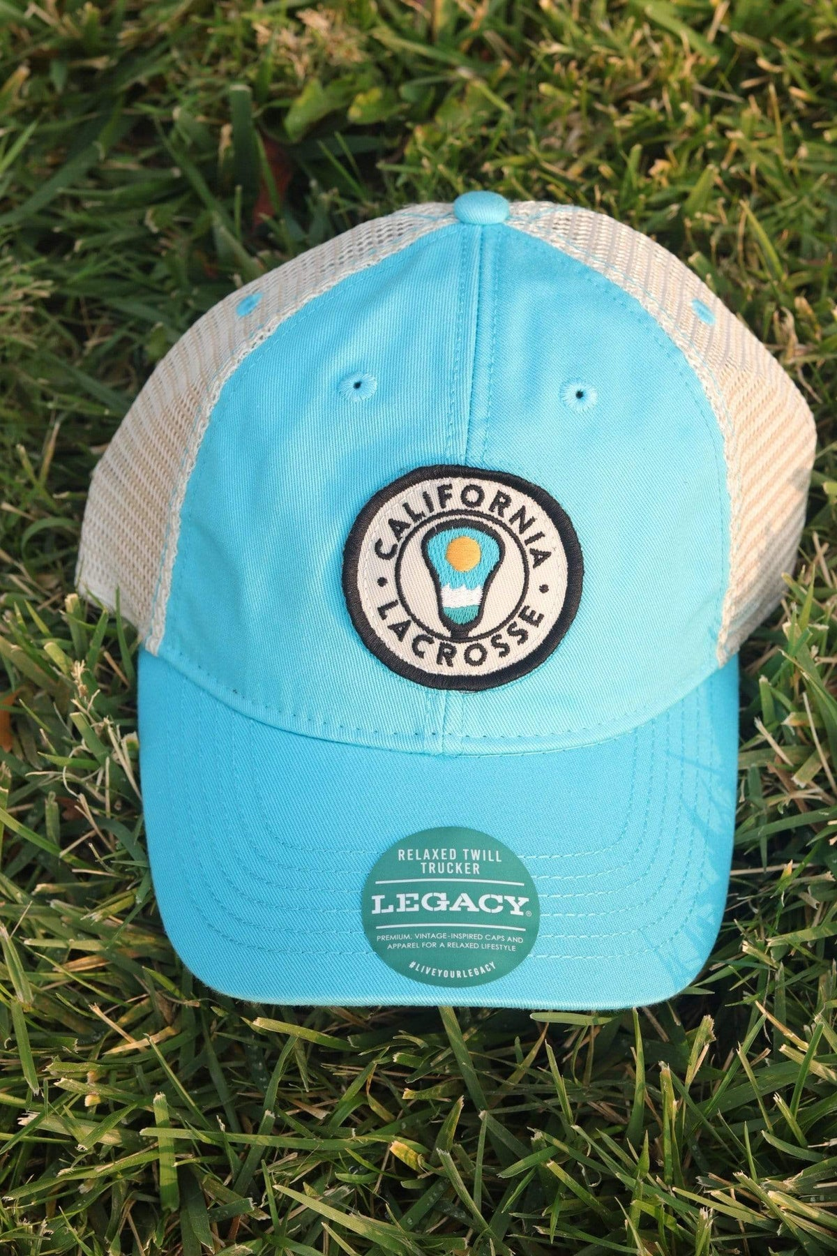 California Lacrosse Hat
