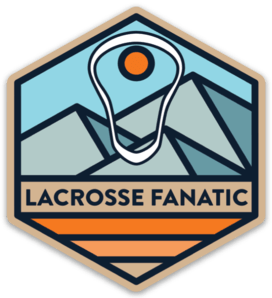 Lacrosse Fanatic Lacrosse Accessories Catch Some Rays Lacrosse Sticker from Lacrosse Fanatic