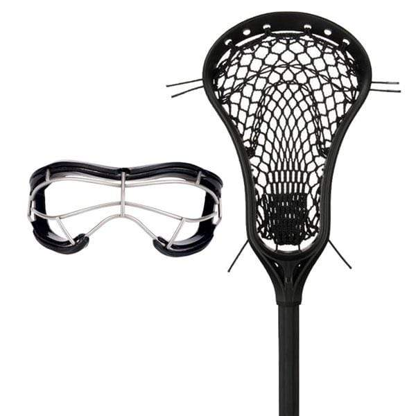 Lacrosse Fanatic Rental Starter Set Women's 2 Piece Lacrosse Rental Starter Set - Complete Stick and Goggles from Lacrosse Fanatic