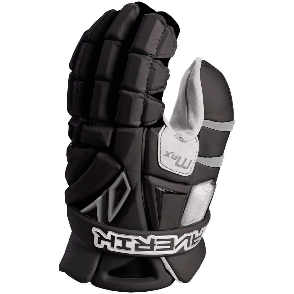 Maverik Goalie Protection Maverik Max Lacrosse Goalie Glove 2022 from Lacrosse Fanatic