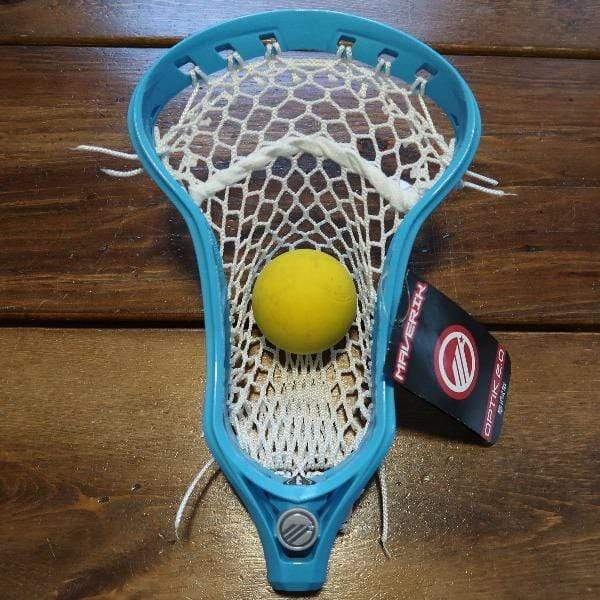Maverik Optik 2.0 Lax Fan Strung Men's Lacrosse Head