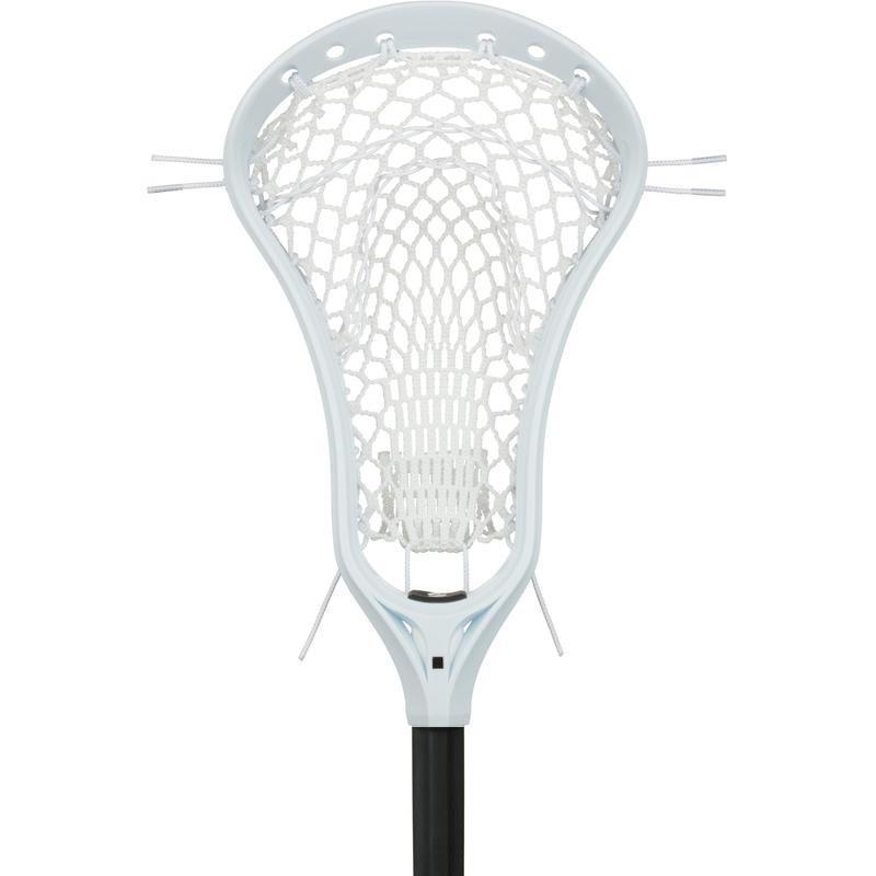Custom Womens Complete Lacrosse Stick - Stringking Legend W with Type W Mesh and True COMP 4.5 7/8""