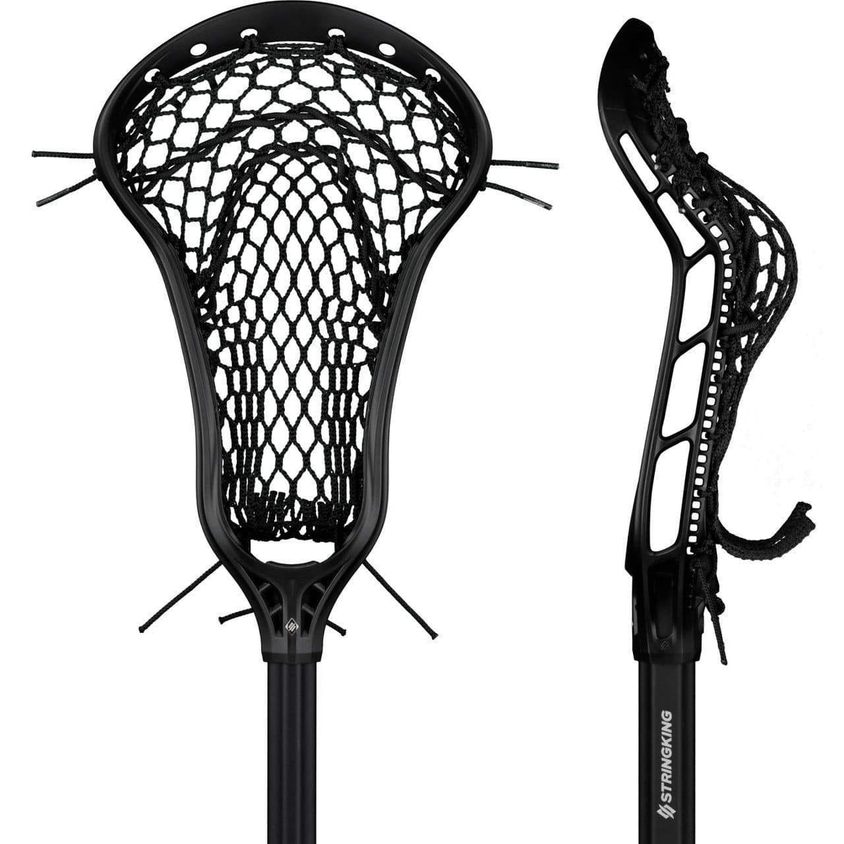 StringKing Complete 2 Pro Metal Offense Women's Lacrosse Stick with Metal 2 Shaft