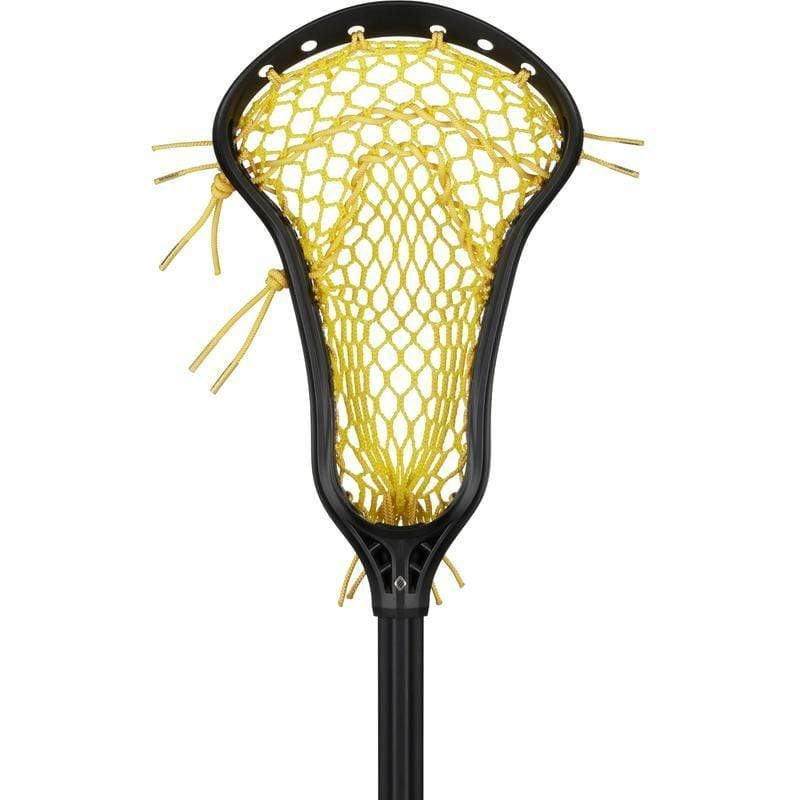 StringKing Complete 2 Pro Offense Women's Lacrosse Stick with Composite Pro Shaft Type 4 Mesh