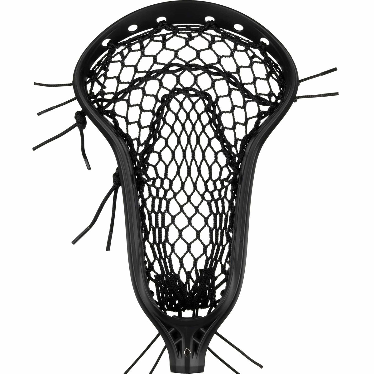 StringKing Mark 2 Defense Women's Factory Strung Lacrosse Head