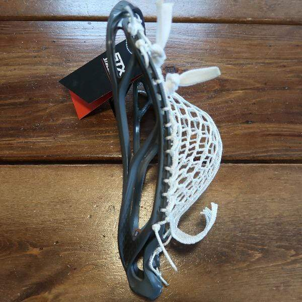 STX Stallion 700 Lax Fan Strung Men's Lacrosse Head