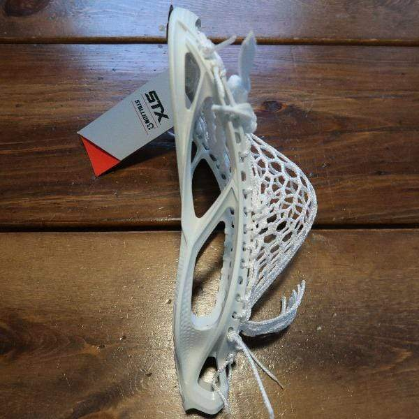 STX Stallion Omega Lax Fan Strung Men's Lacrosse Head