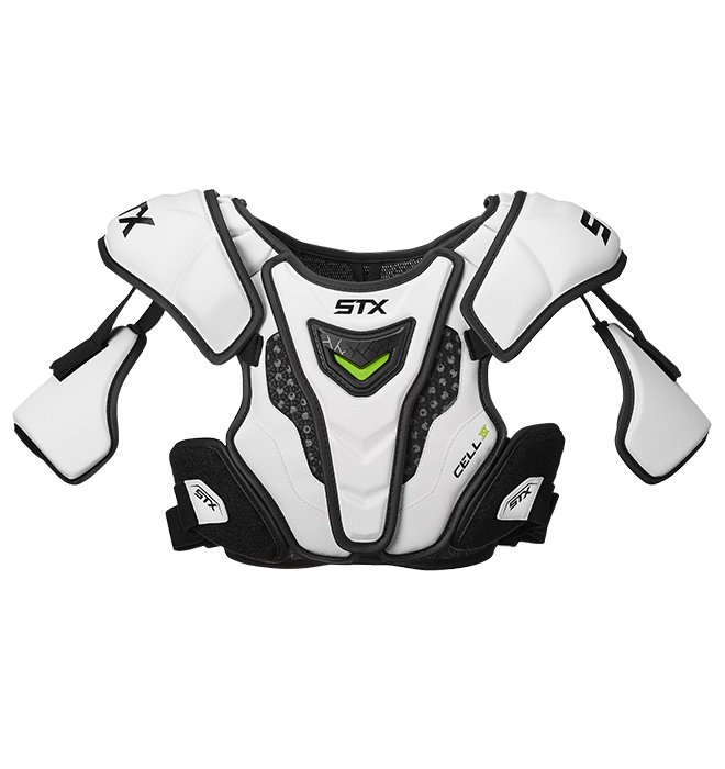 STX Cell IV Lacrosse Shoulder Pad
