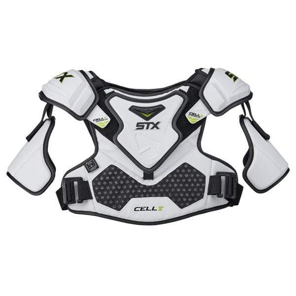 STX Pads STX Cell V Lacrosse Shoulder Pad from Lacrosse Fanatic