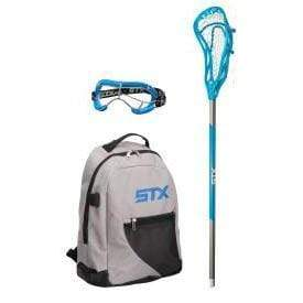 STX Starter Sets STX Exult 200 Backpack Girl's Starter Set Pack from Lacrosse Fanatic
