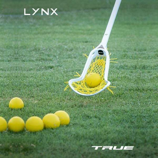 TRUE Complete Sticks True LYNX Complete Women's Lacrosse Stick with Ignition Runner from Lacrosse Fanatic