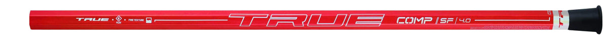 TRUE Comp SF 4.0 Flex 6 PVD Red Composite Attack Lacrosse Shaft