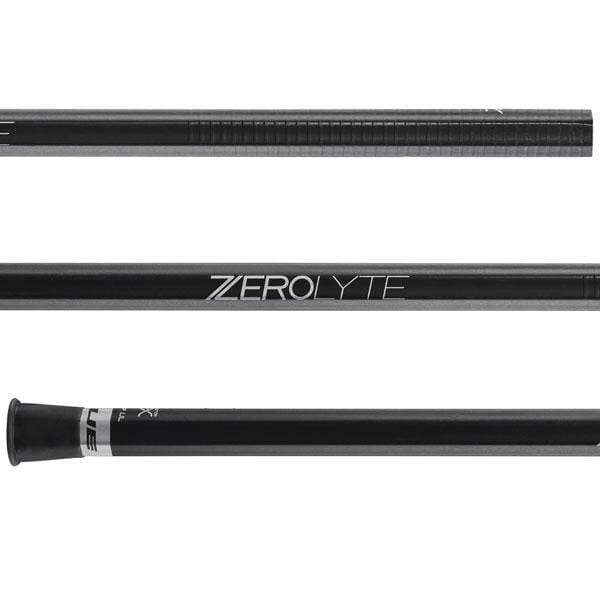 TRUE Handles Black True Zerolyte Constrictor Grip Attack Mens Lacrosse Shaft from Lacrosse Fanatic