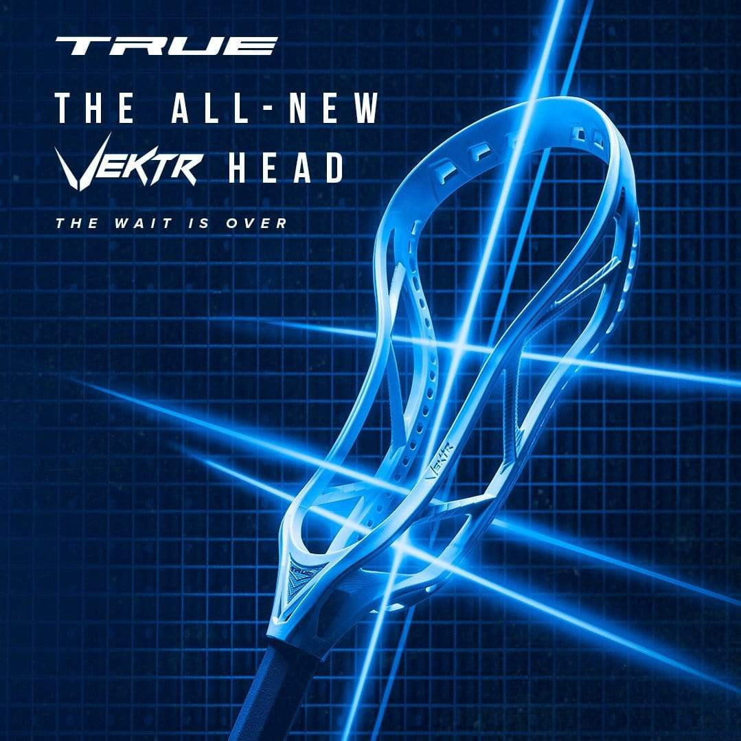 True Vektr Mens Lacrosse Head