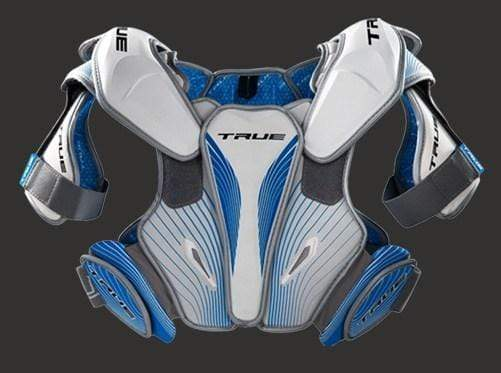 True Frequency Lacrosse Shoulder Pads
