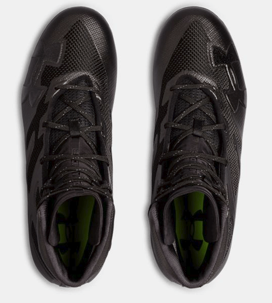 Under Armour Lax Highlight MC Cleat 2018 - Men's Black