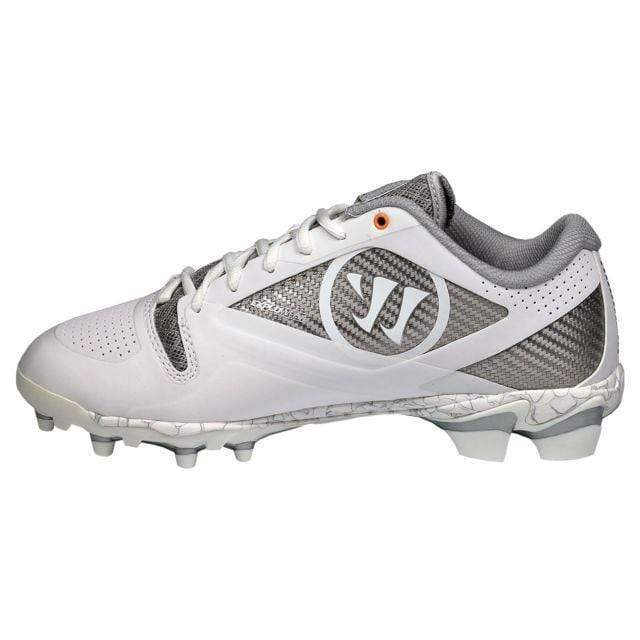 Warrior Gospel Mens Cleats - White