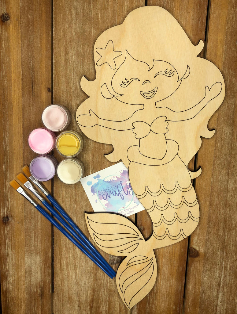 Mermaid DIY Kit