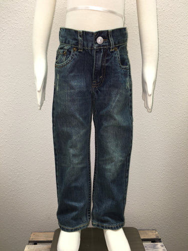 514 Straight Fit Jean