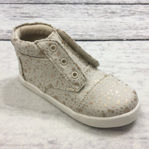 Toms Paseo High Gold Foil Snow Spots