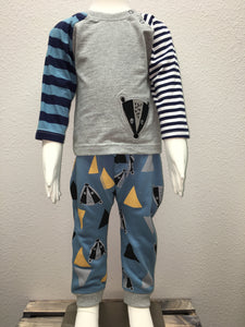 Badger Head Jogger Set