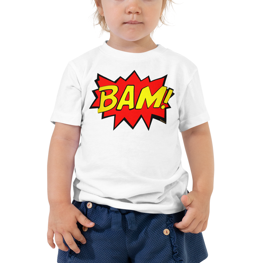 BAM Toddler Short Sleeve Tee