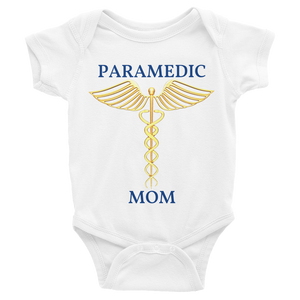 PARAMEDIC MOM Infant Bodysuit ByJackson.