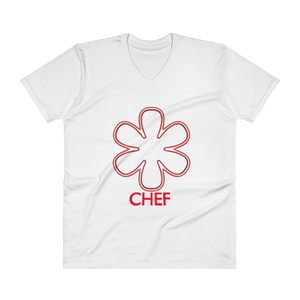 Star Chef V-Neck T-Shirt ByJackson