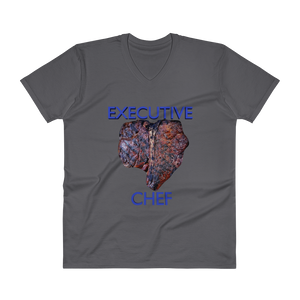 T-Bone Executive Chef V-Neck T-Shirt ByJackson