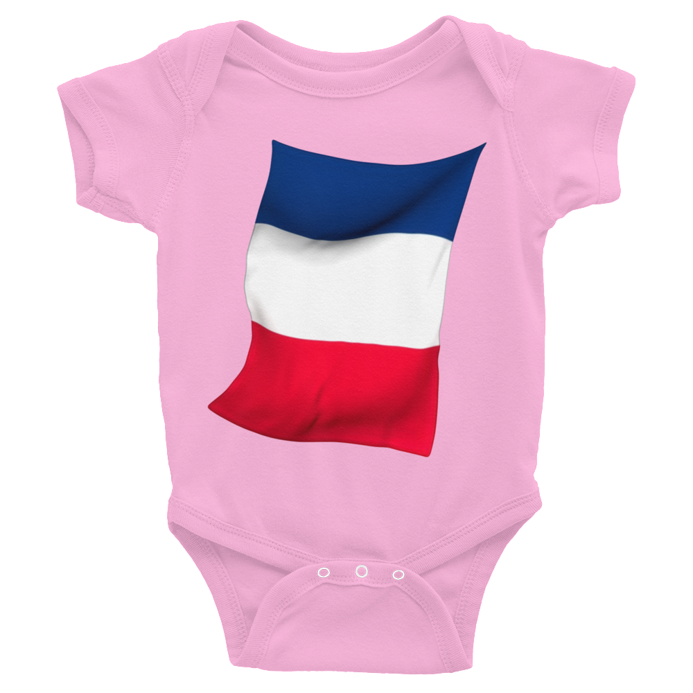 France Infant Bodysuit ByJackson - ByJackson