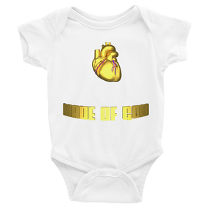 HEART MADE OF GOLD Bodysuit (FRONT&BACK) ByJackson - ByJackson
