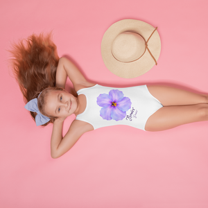 Flower Power Girls Swimsuit ByJackson