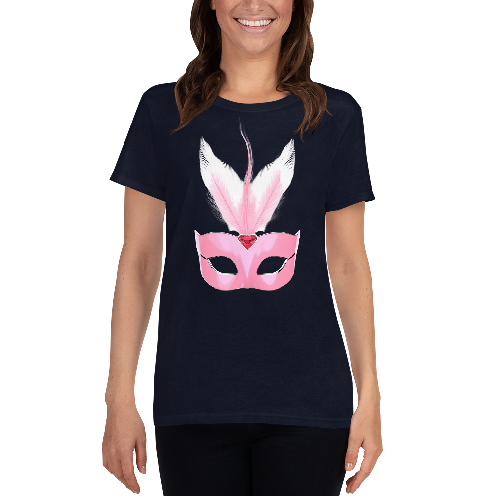 Diamond Girl T-Shirt (Masquerade Collection) ByJackson