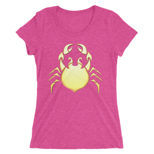 Cancer Ladies' short sleeve Tee Shirt ByJackson - ByJackson