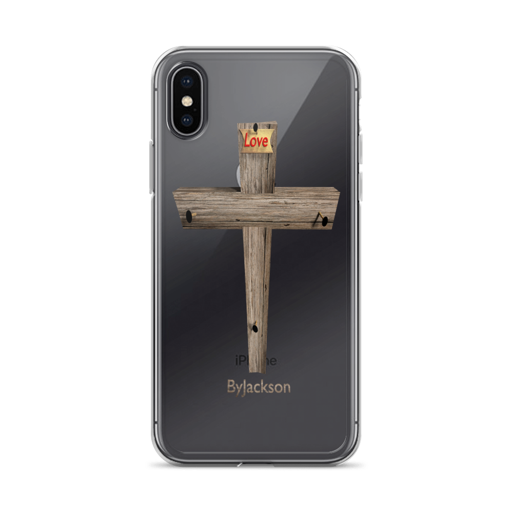 Cross iPhone Shield ByJackson