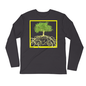 Tree of Life Mens Long Sleeve Tee Shirt ByJackson - ByJackson