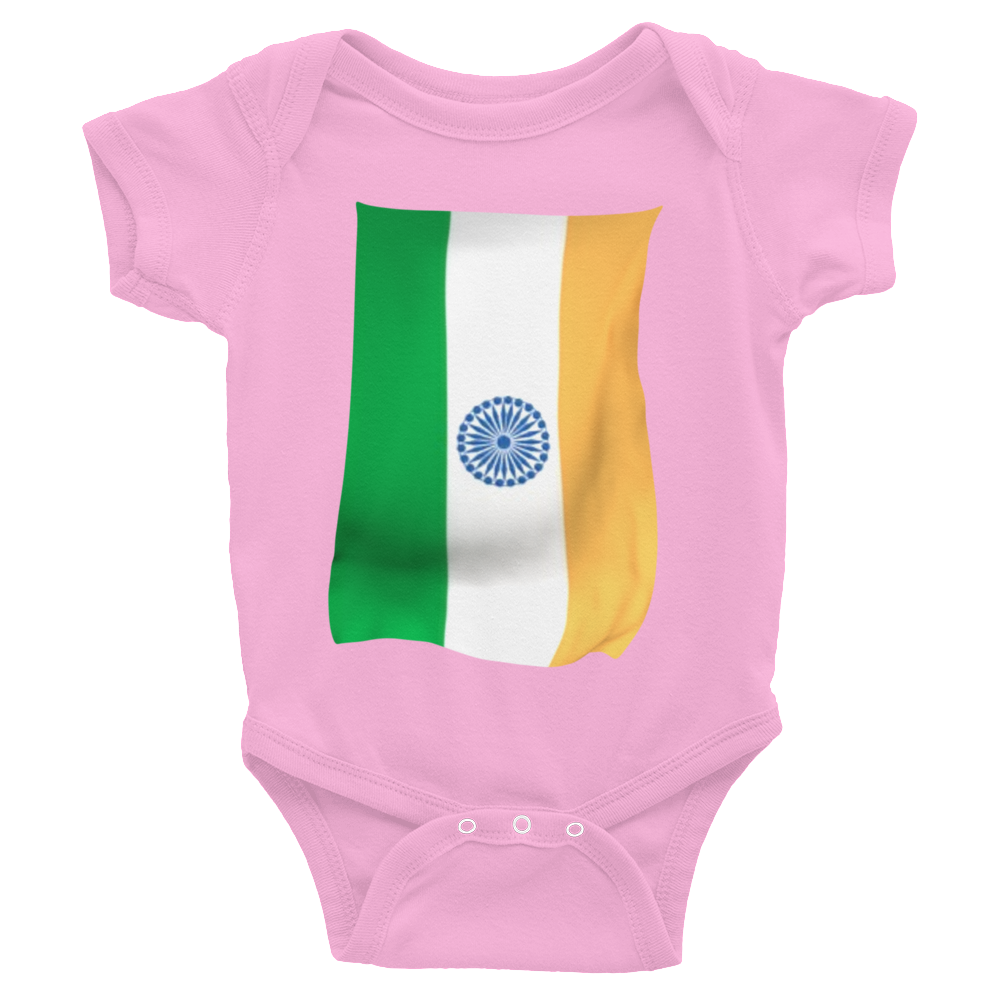 India Infant Bodysuit ByJackson - ByJackson