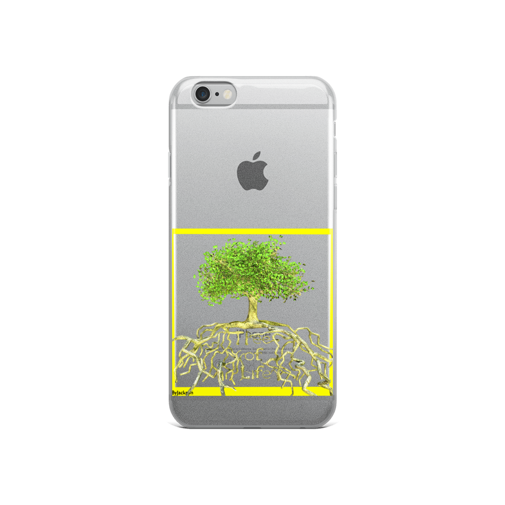 Tree of Life iPhone 5/5s/Se, 6/6s, 6/6s Plus Case ByJackson.