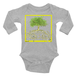 Tree of Life Onesie Long Sleeve ByJackson - ByJackson